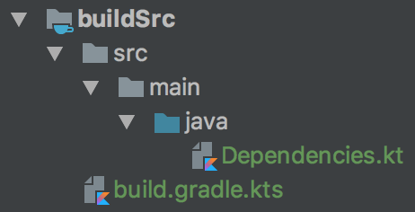 Kotlin + buildSrc for Better Gradle Dependency Management